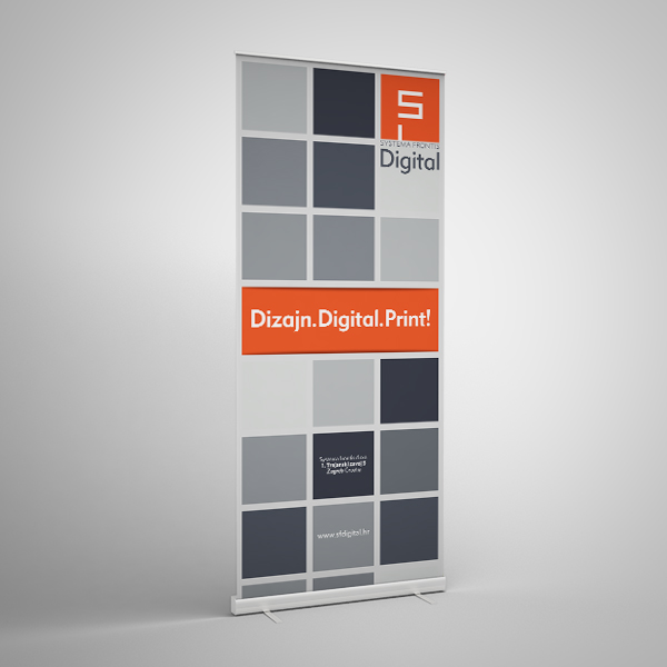 SFDigital Roll-Up 85x200 cm