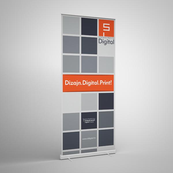 SFDigital Roll-Up 85x200 cm