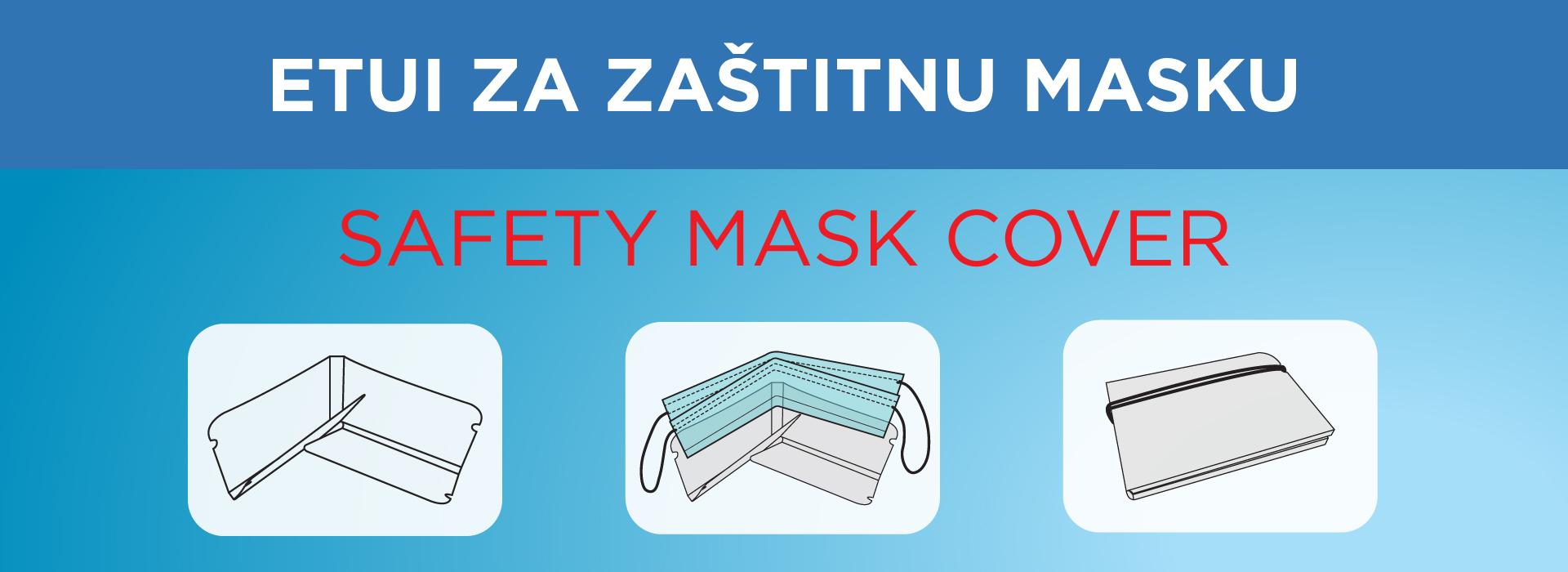 Etui za zaštitnu masku